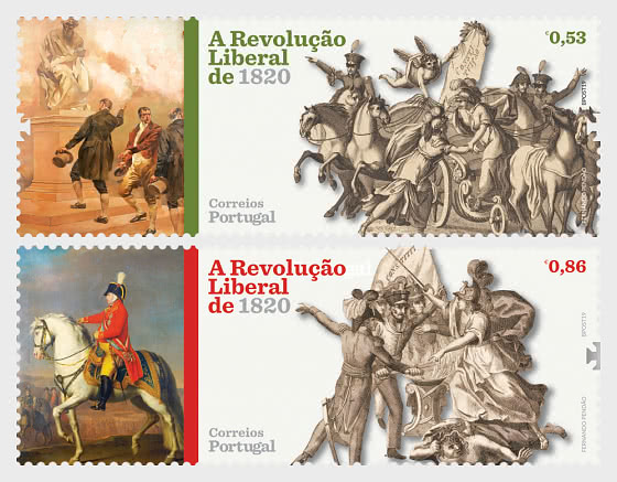 The Liberal Revolution of 1820 - Set