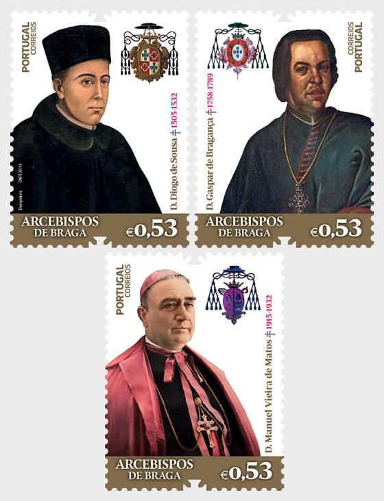 Proyecto Editorial Arzobispos de Braga (2º Grupo) - Series