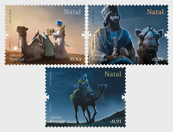 Christmas 2019 - The Three Wise Men - Set