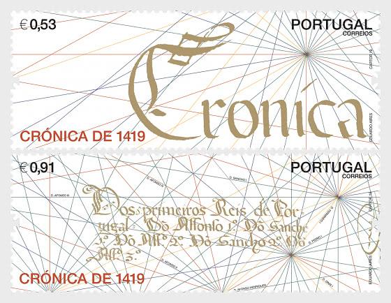 1419 Cronaca - Serie