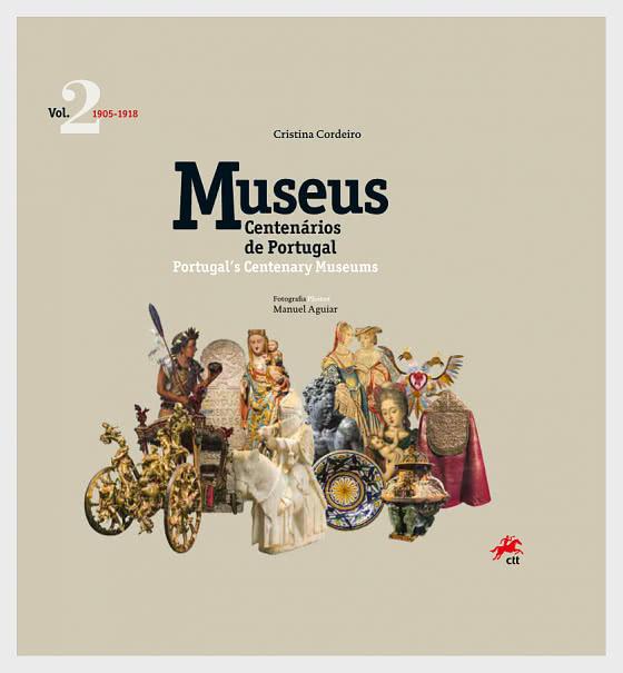 Portugal's Centenary Museums, Vol.2 - Books