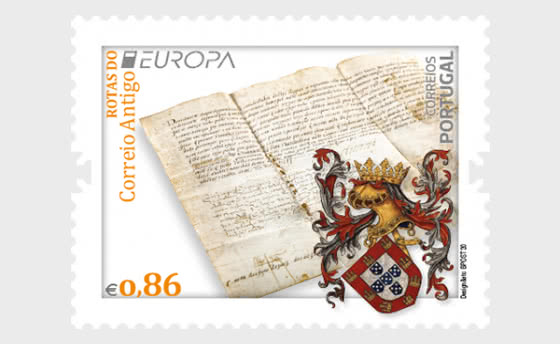 Portugal - Europa 2020 - Ancient Postal Routes - Set
