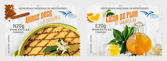 Euromed - Traditional Gastronomy in the Mediterranean - The Perfume of Citrus - Set