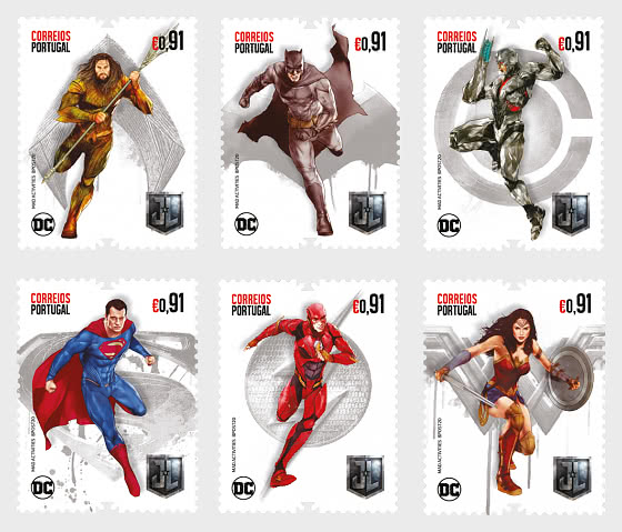 Justice League - Set
