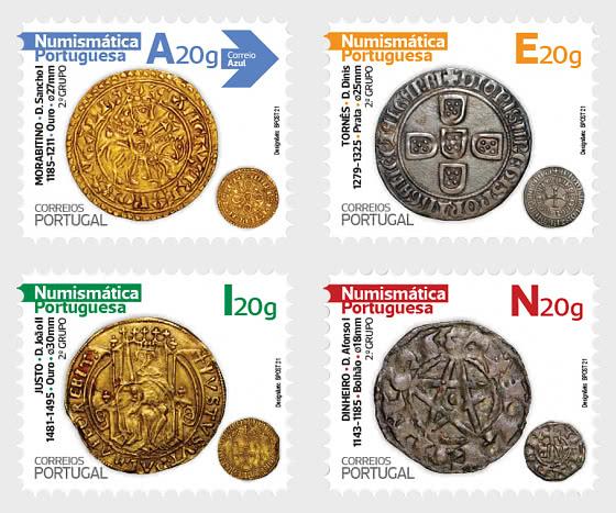 Portugiesische Numismatische 2. Gruppe - Serie