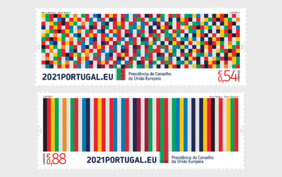 Portuguese Presidency Of The Council Of The European Union - Set