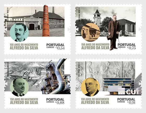 Alfredo Da Silva's 150th Birthday - Set