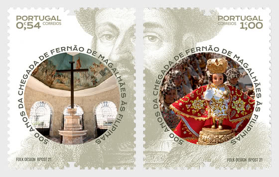 500th Anniversary Of Ferdinand Magellan's Arrival In The Philippines - Set