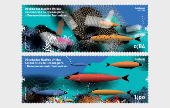 United Nations Decade Of Ocean Sciences For Sustainable Development - Set