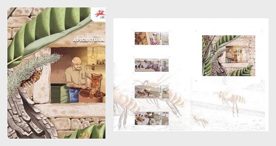 Apiculture - Portugal - Special Folder