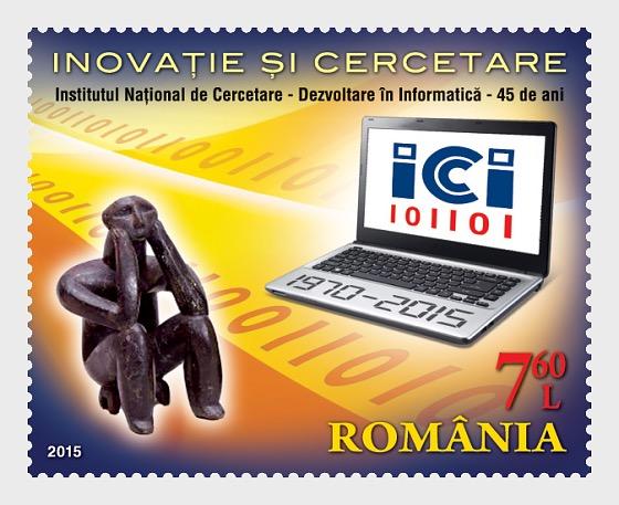 Innovación e investigación – Instituto Nacional, 45 Años - Series