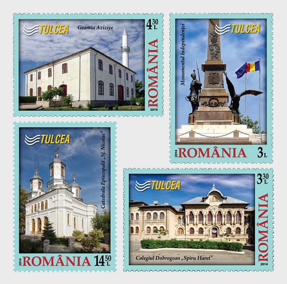 Danube cities - Tulcea - Set