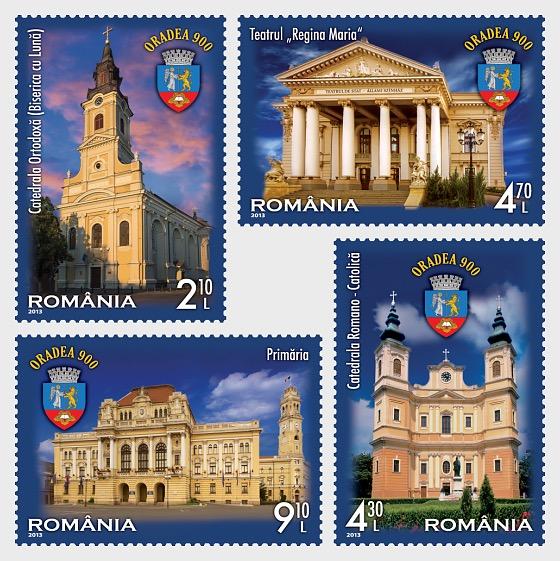 Oradea – 900 años de testimonio documental - Series