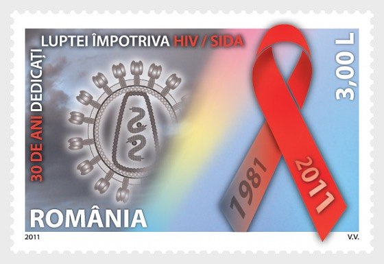 30 años en un mundo con SIDA  - Series
