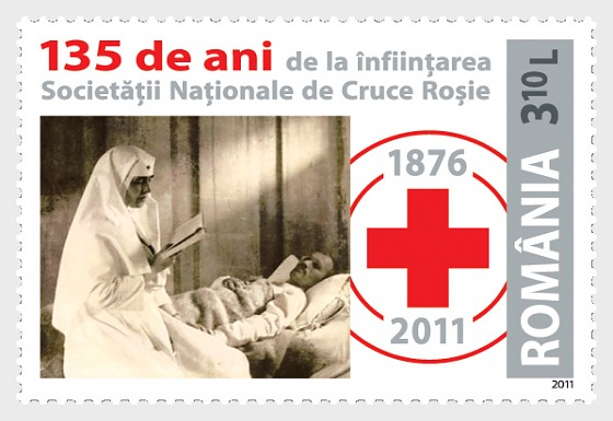 135 years since the establishment of the Romanian Red Cross - Set