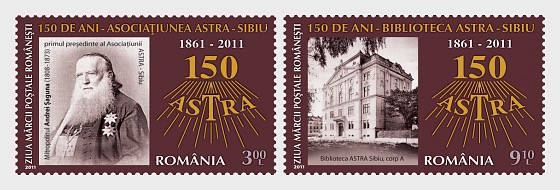 150 years since the establishment of Astra Sibiu Association and Library - Set