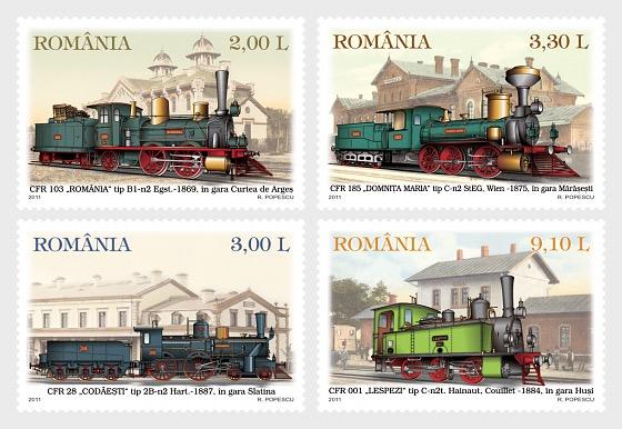 Locomotoras  - Series