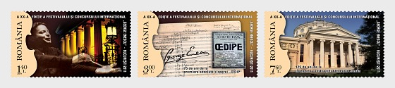 """The 20th Edition of the """"George Enescu"""" International Festival and Competition - Set"""