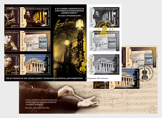 """The 20th Edition of the """"George Enescu"""" International Festival and Competition - Special Folder"""