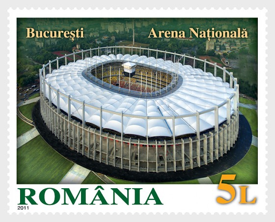 The New Bucharest – National Arena - Set