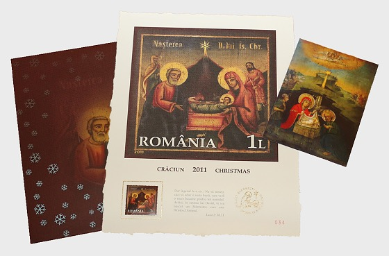 Christmas 2011 (Cromolithography) - Collectibles