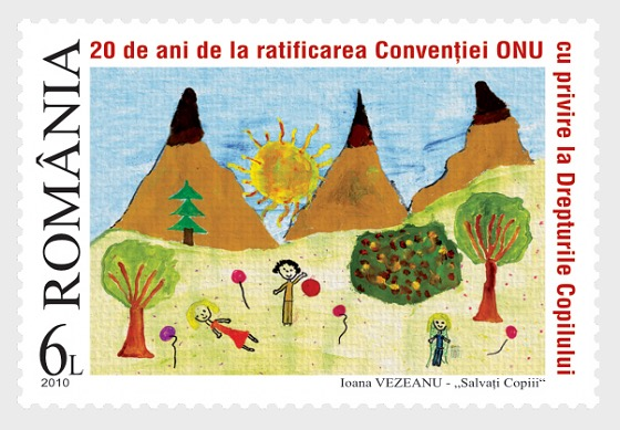 20 years since the Ratification of the UN Convention on the Rights of the child - Set