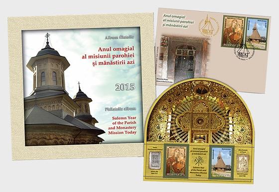 Solemne Año de la Parroquia y la Misión del Monasterio Hoy - Carpetas