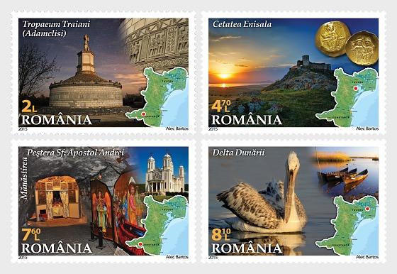 Descubra Rumania - Dobrudja - Series
