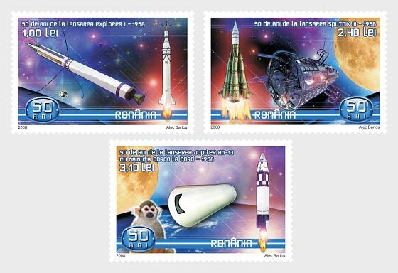 Esplorazione spaziale - Serie