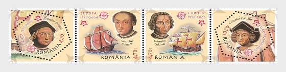 50th Anniversary of the First Europa Stamps - Set