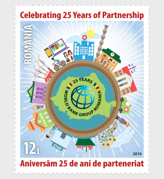 25 Years, World Bank in Romania - Set