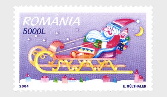 Christmas 2004 - Set