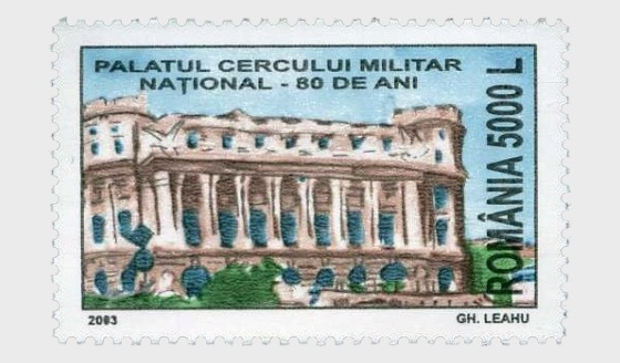 80 Years - The National Military Palace - Set