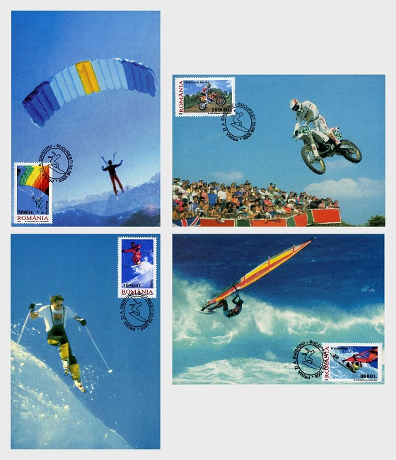 Extreme Sports - Maxi Cards