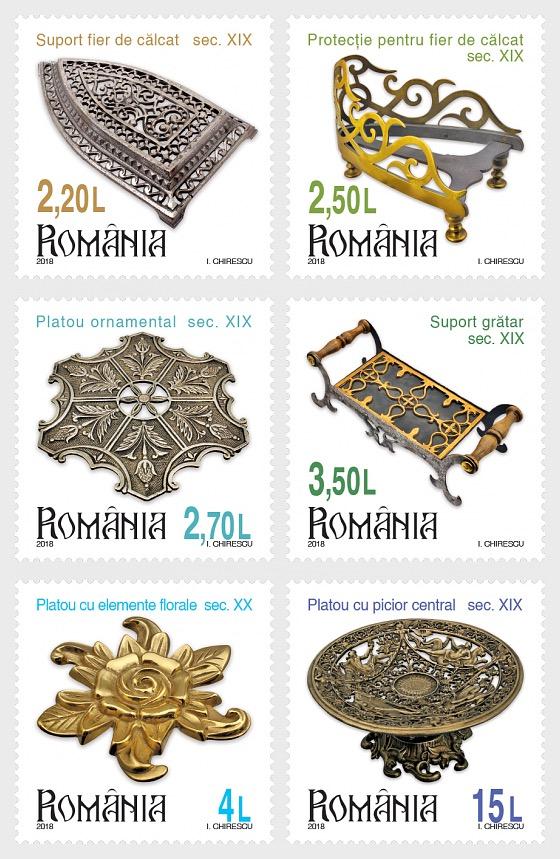 Colecciones Rumanas - Series