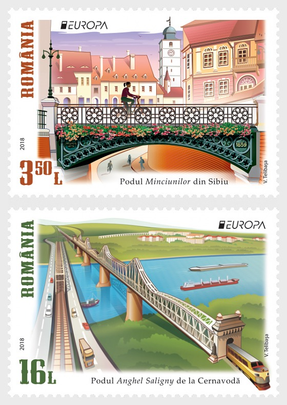 Europa 2018 - Bridge - Set