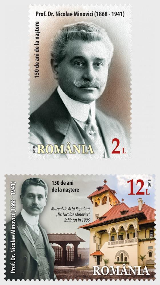 Nicolae Minovici, 150 Años desde su Nacimiento - Series