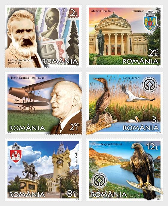 Rumania, Un Tesoro Europeo - Series