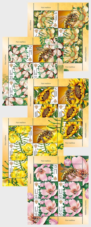 Melliferous Flowers - Sheetlets