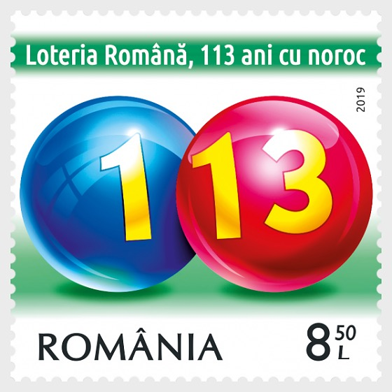 The Romanian Lottery, 113 Years of Luck - Set