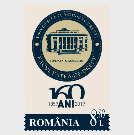 Excellence in Law, 160 Years of Romanian Legal Education - Set