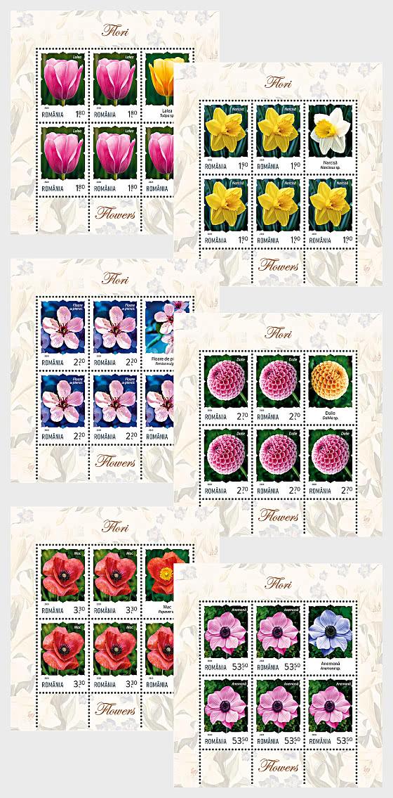 Flowers - Sheetlets