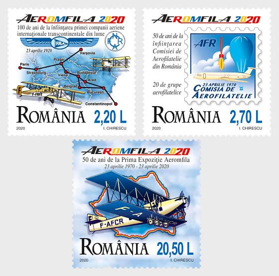 Aeromfila 2020 - Set