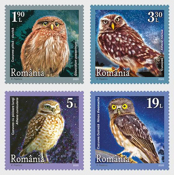 Little Owls - Set