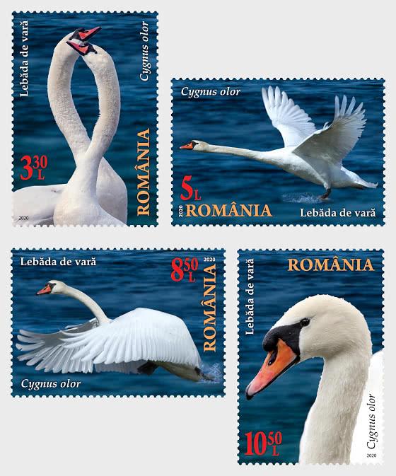 Los Cisnes del Delta del Danubio - Series