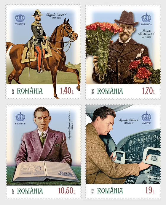 The Passions Of The Kings Of Romania (I) - Set