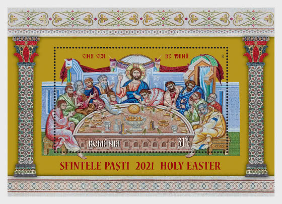 La Santa Pasqua 2021 - Foglietti