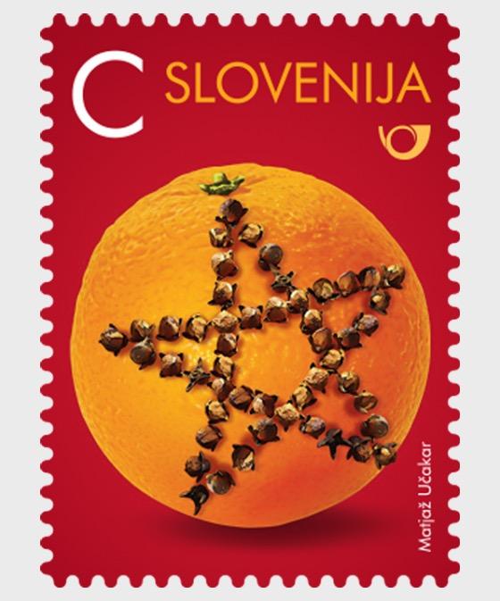 New Year C – Orange with Cloves - Set