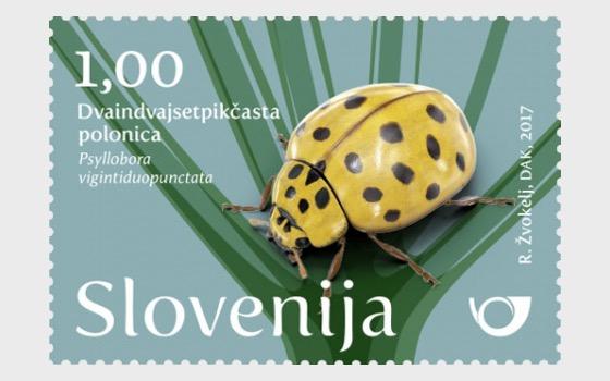 Fauna - Coccinella - Ladybird a 22 punti - Serie