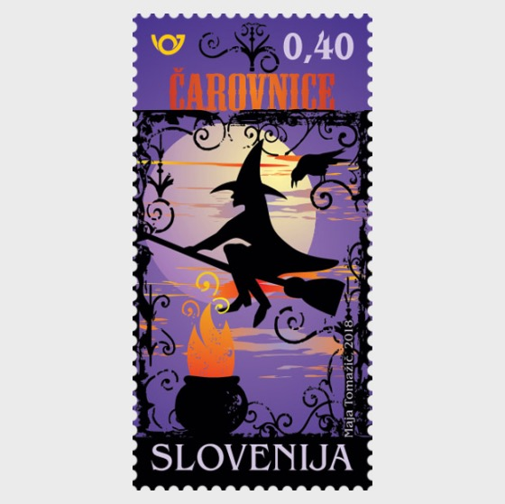 Superstition and Magic in Slovenia - (Witches) - Set